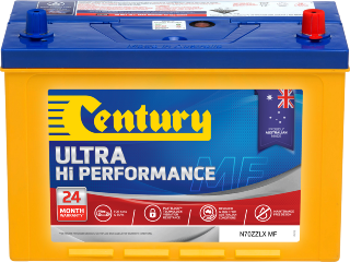BATTERY ULTRA HI PERFORMANCE 810CCA