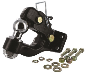PINTLE HOOK COMBINATION 8T INC 50MM BALL