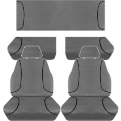 SEAT COVER 2 ROW SUIT RANGER PX 2012-ON