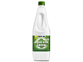 TOILET ADDITIVE AQUA KEM GREEN 1L