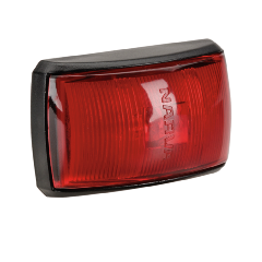 MARKER REAR RED LED 10-33V