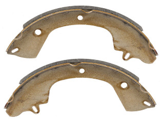 BRAKE SHOE SET 9IN DRUM