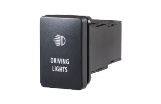 SWITCH D/LIGHTS OE TOYOTA 32.5X22MM