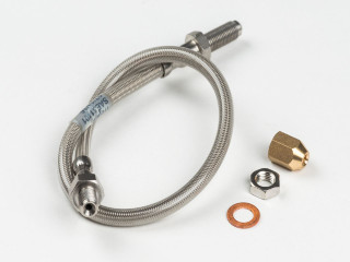 BRAKE HOSE STAINLESS STEEL