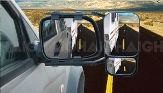 TOWING MIRROR HEAVY DUTY MULTI-FIT