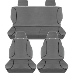 SEAT COVER 2 ROW SUIT COLORADO 2012-14