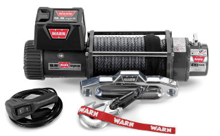 WINCH 9500LB 9.5XP-S SYNTHETIC ROPE WARN