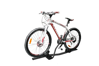 BIKE CARRIER ROOF MOUNTED (WHEEL-ON)