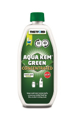 TOILET ADDITIVE CONCENTRATED GREEN 750ML