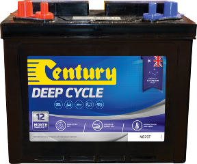 BATTERY DEEP CYCLE FLOODED 75AH