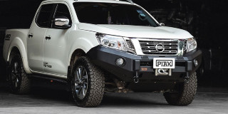 BULLBAR SUIT NAVARA NP300 2015-ON