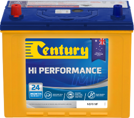 BATTERY HI PERFORMANCE 650CCA