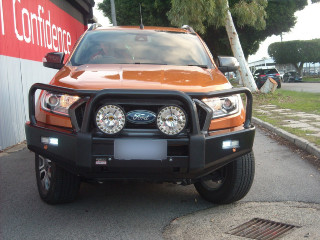 TUFBAR SUIT FORD RANGER PX MKII 07/15-ON