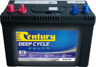 BATTERY DEEP CYCLE FLOODED 95AH