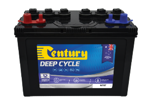 BATTERY DEEP CYCLE FLOODED 102AH
