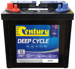 BATTERY DEEP CYCLE 65AH