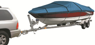 COVER BOAT CANVAS 4.3 - 4.8M