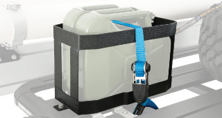 JERRY CAN HOLDER VERTICAL