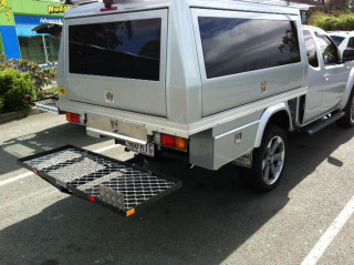 CARGO CARRIER EXTRA LARGE 1580 X 595 NLA