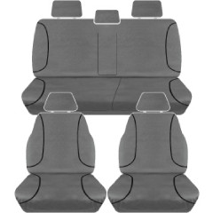 SEAT COVER 2 ROW SUIT D-MAX TF 2012-ON