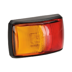 MARKER SIDE RED/AMBER LED 10-33V