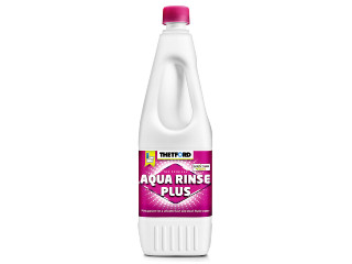 TOILET ADDITIVE AQUA RINSE PLUS PINK 1L