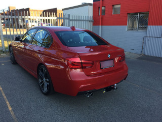 TOWBAR SUIT BMW 320D (F30) 03/12 ON