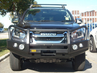 BULLBAR SUIT ISUZU D-MAX 02/17-ON
