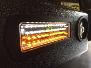 PARK/INDICATOR LIGHT PAIR