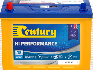 BATTERY HI PERFORMANCE 720CCA