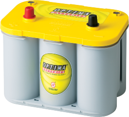 BATTERY OPTIMA DEEP CYCLE 750CCA