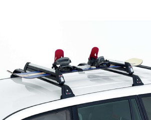 FISHING ROD HOLDER (6 PAIRS OF SKIS)