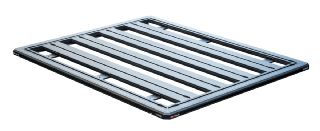 TRAY TITAN 1200 X 1200MM MKII BLACK