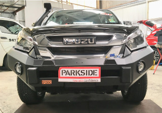 BULLBAR SUIT ISUZU DMAX 02/17-ON