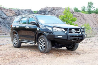 SIDE RAIL SUIT TOYOTA FORTUNER 2015-ON