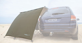 SIDE WALL SUNSEEKER AWNING
