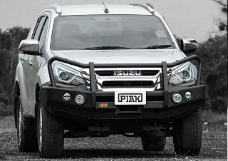 BULLBAR SUIT ISUZU MU-X 2017-ON