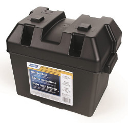 BATTERY BOX SMALL CAMCO