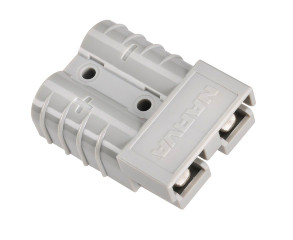 CONNECTOR HOUSING H/DUTY 50AMP GREY