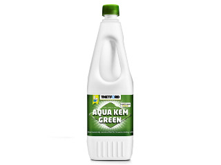 TOILET ADDITIVE AQUA KEM GREEN 2L