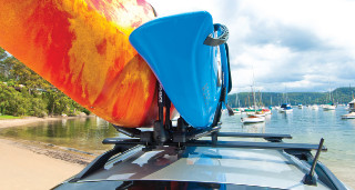 KAYAK CARRIER EXTENSION SUIT J STYLE
