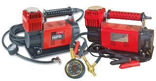 Air Compressors, Deflators & Tyre Repair