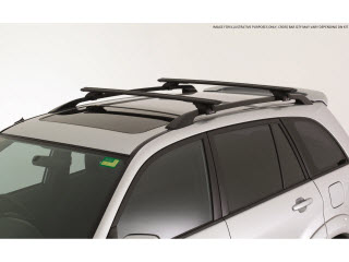 ROOF RACKS SUIT MAZDA CX-8 05/18-ON